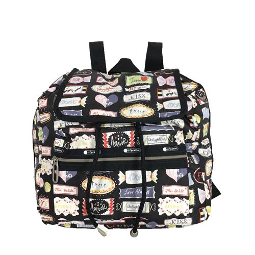 lesportsac essential mini voyager backpack sweet talk. Black Bedroom Furniture Sets. Home Design Ideas